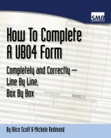 UB04 Forms - Simple how to instructions
