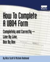 UB04 Forms