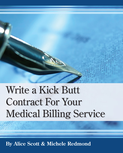 Write a Contract For Your Medical Billing Service