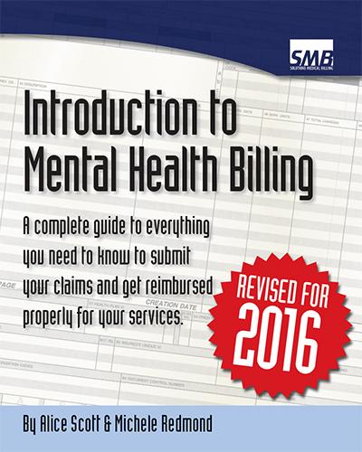 Medical billing for mental health