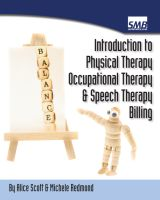 Physical Therapy, Occupational Therapy & Speech Therapy Billing